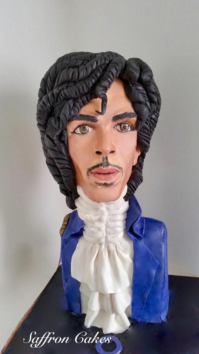 Prince cake for CPC Prince Collaboration