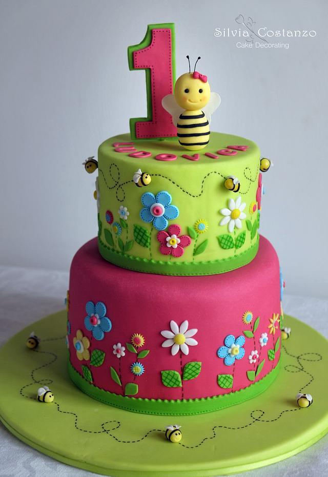 Sweet little bee
