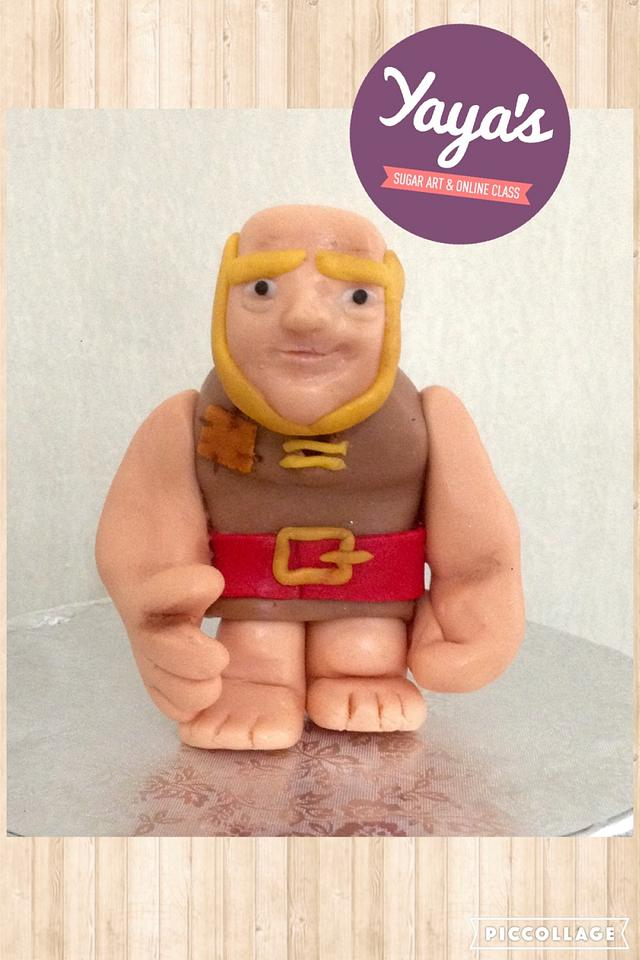 Giant, Clash of Clans topper