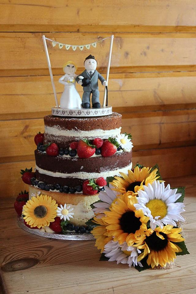 Pin on Wedding cakes and cupcakes by Sweet Honey Bees