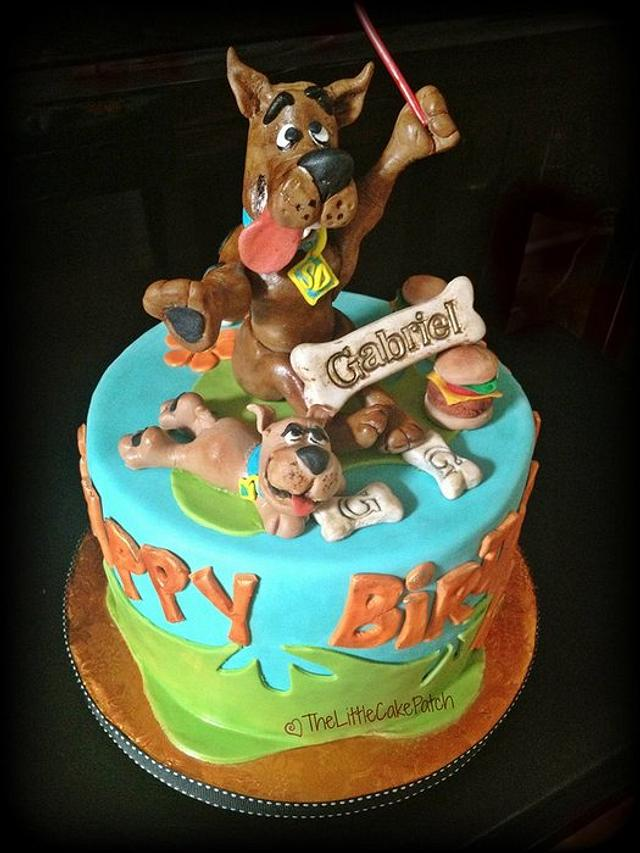 Scooby Doo & Scrappy