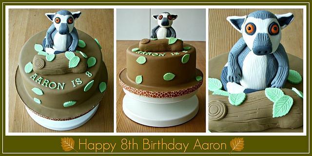 Lemur Cake