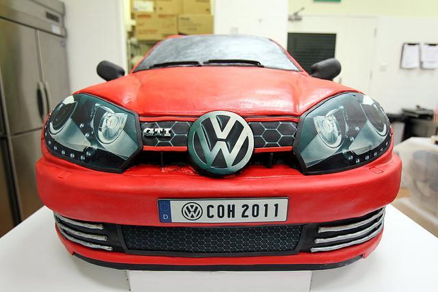 Volkswagen Golf GTI E35