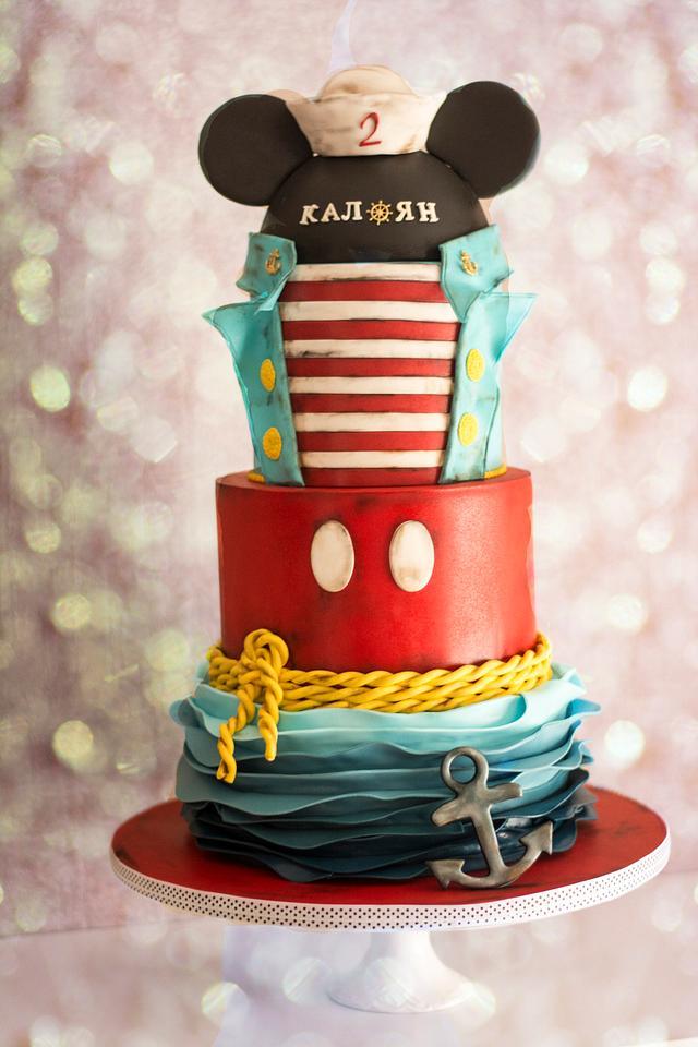 Ahoy, Mickey !