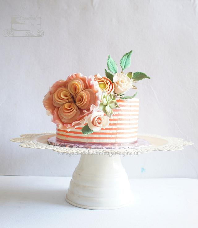 My birthday cake!