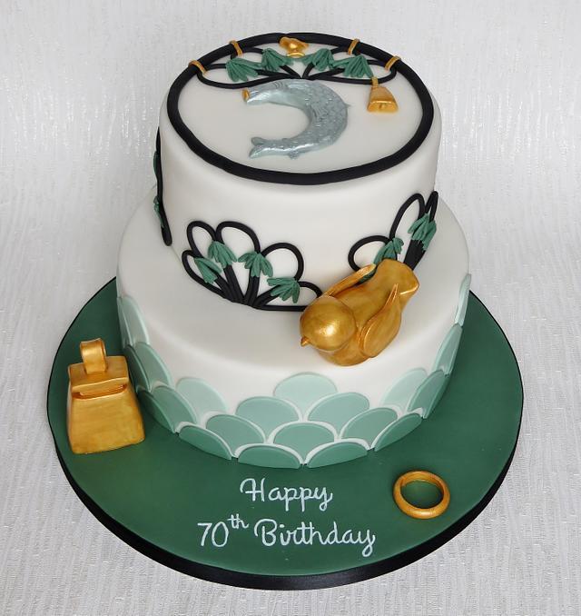 Glasgow Cake