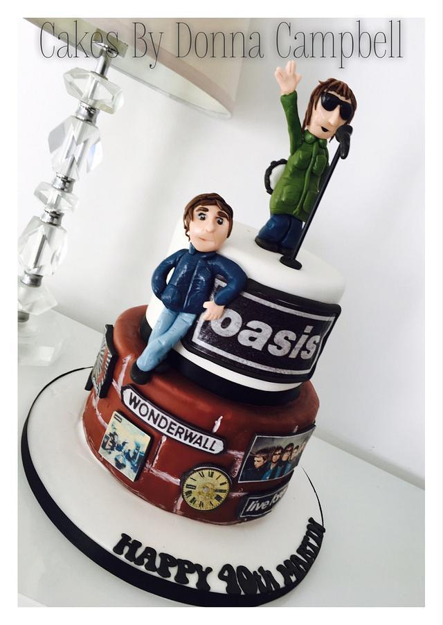 Oasis 2 tier