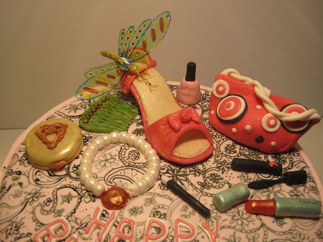 Miraculous Girly Girls Birthday Cake Cake By Nonniecakes Cakesdecor Personalised Birthday Cards Xaembasilily Jamesorg