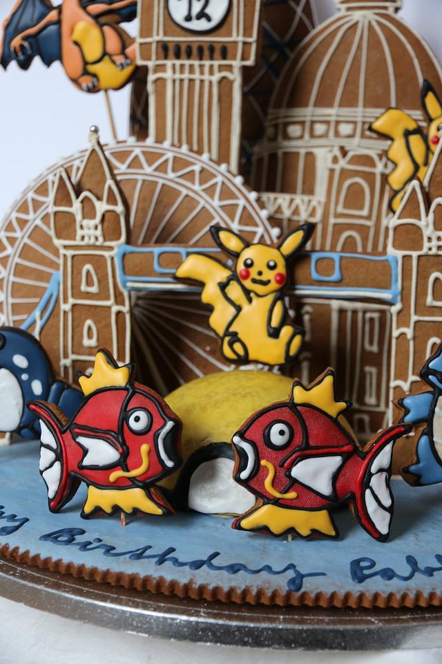 Pokemon in London