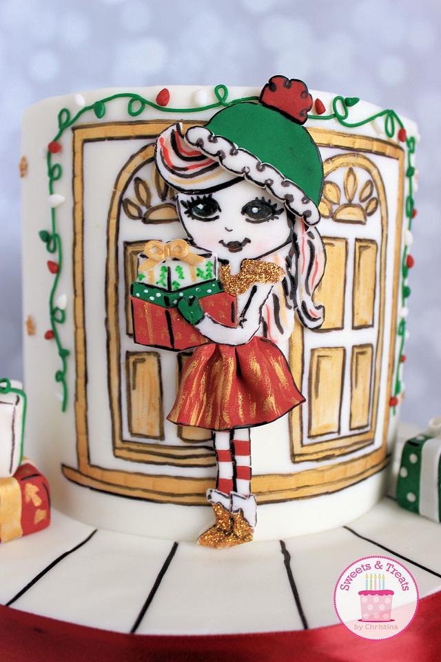 Cuties Little Christmas Collaboration