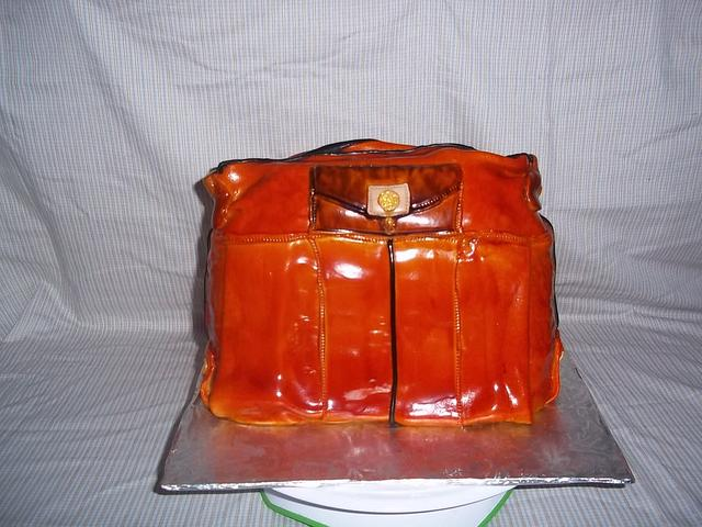 Chloe Bag Cake.