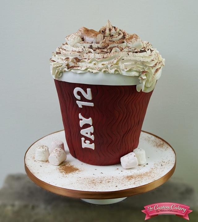 Costa Hot Chocolate