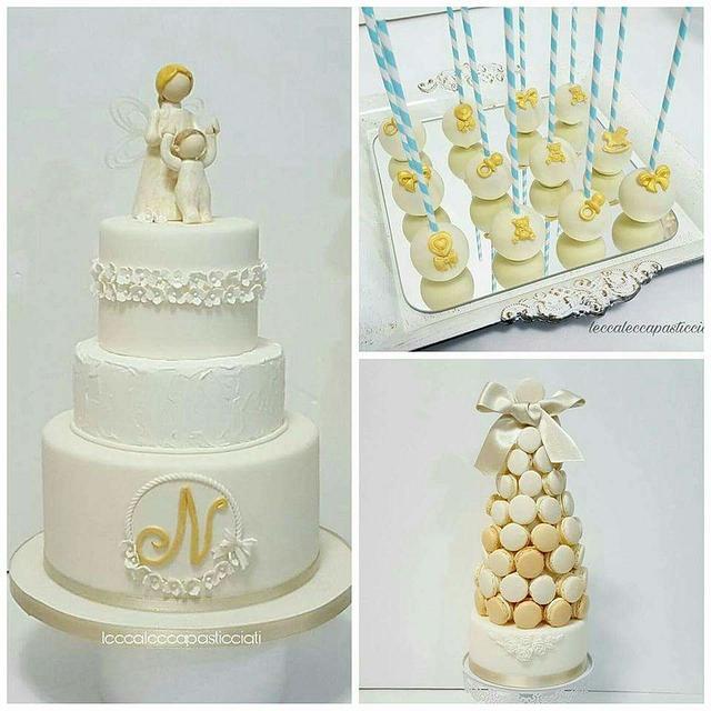Baptsim cake