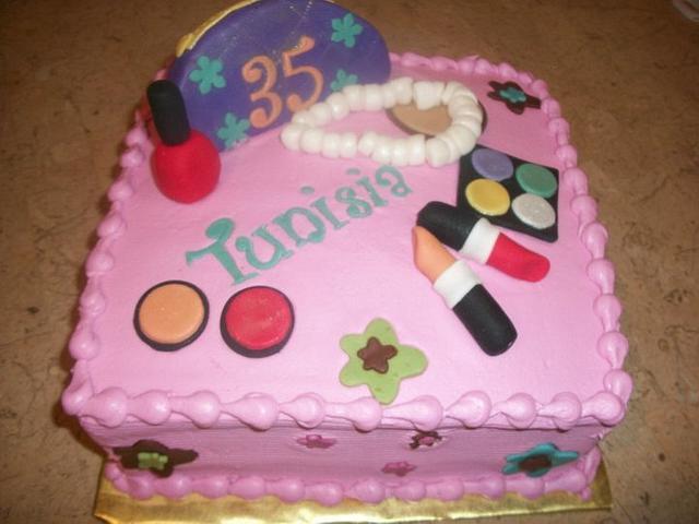 Make Up Lover's Birthday