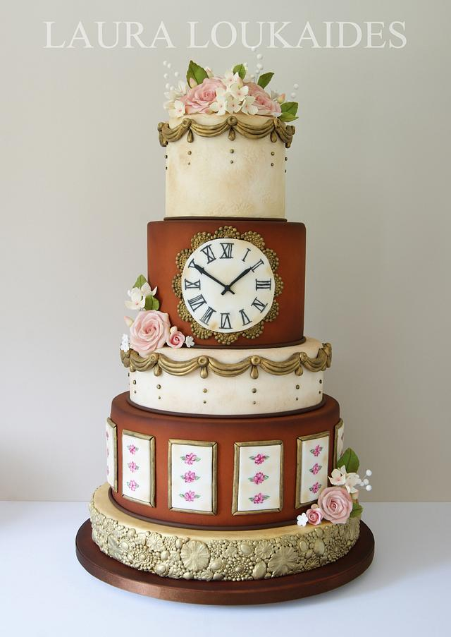 Pin by The Bridal Place on Wedding cakes | Southwestern