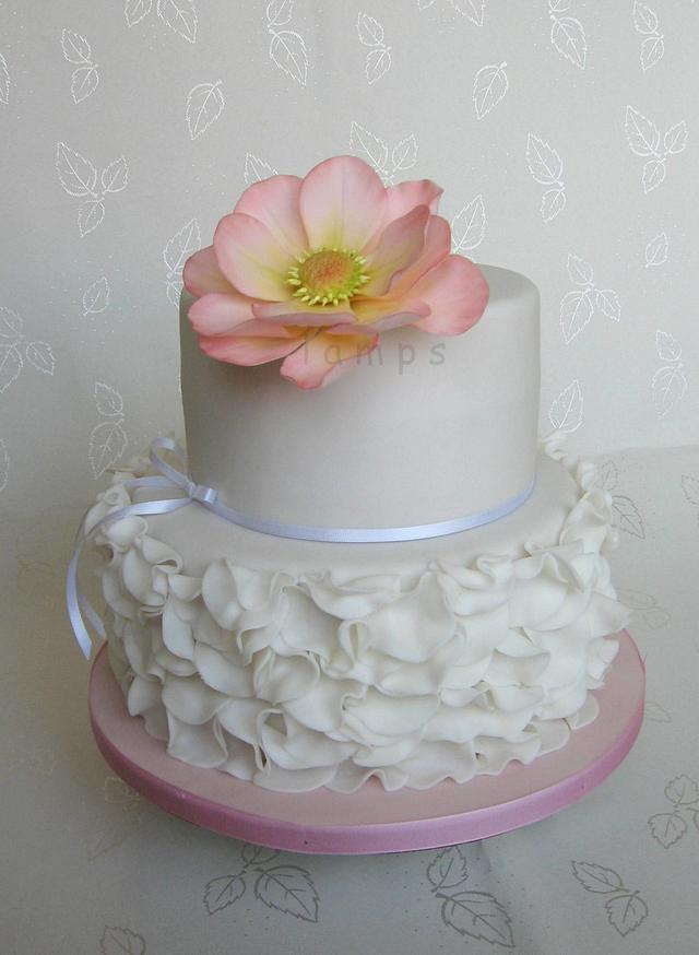 Cake for wedding