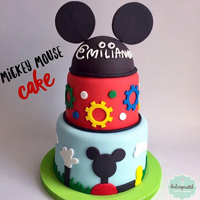 Torta Mickey Mouse Envigado