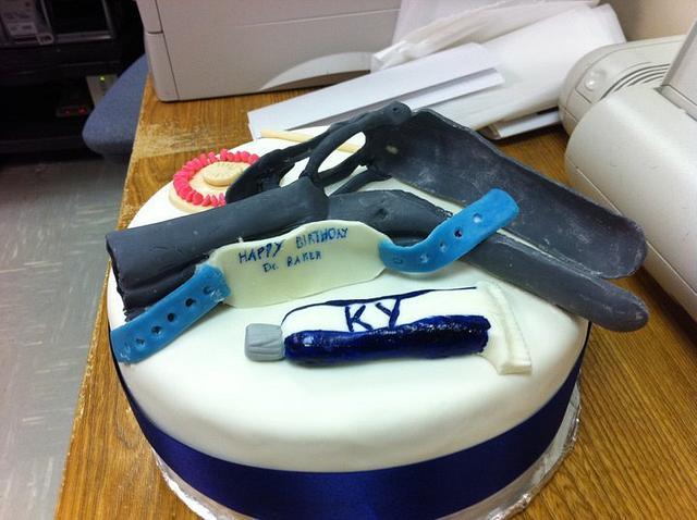 OBGYN's Birthday cake