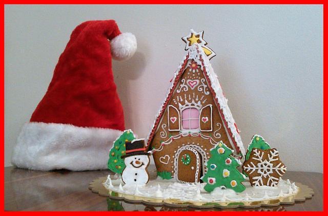 🎄Ho ho ho...where is the chimney ?🎁