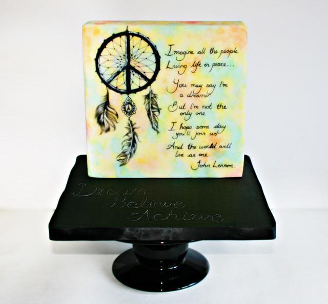 Imagine - Cakes Against Violence Collaboration