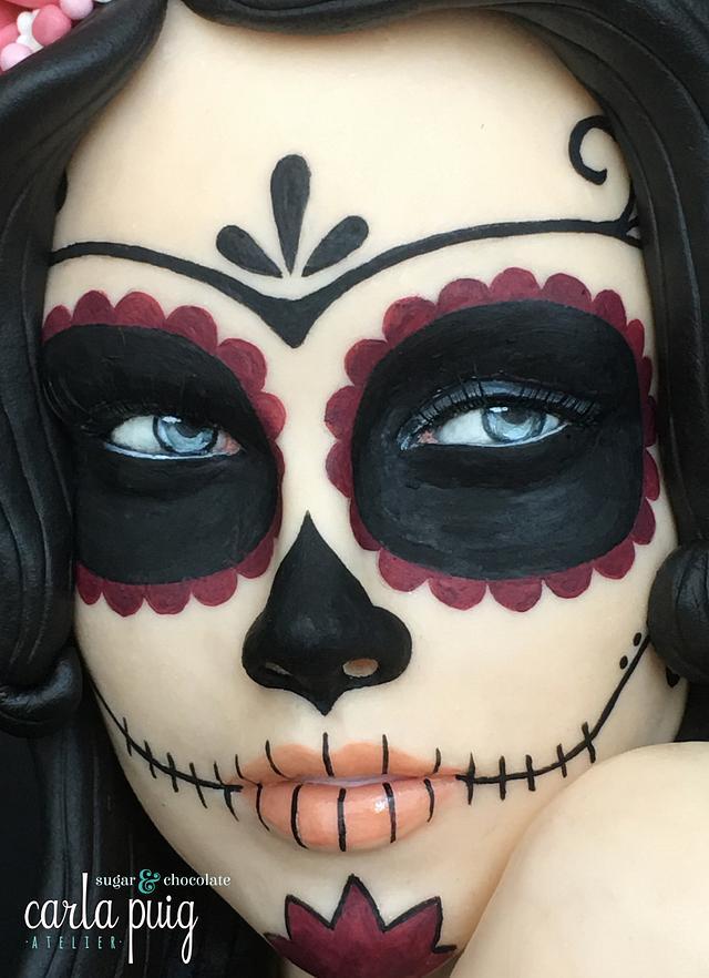 Catrina - Sugar Skull Bakers 2016