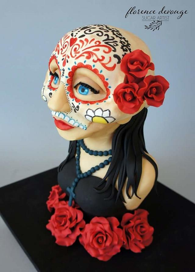 Día de los muertos - Sugar Skulls Bakers Collab