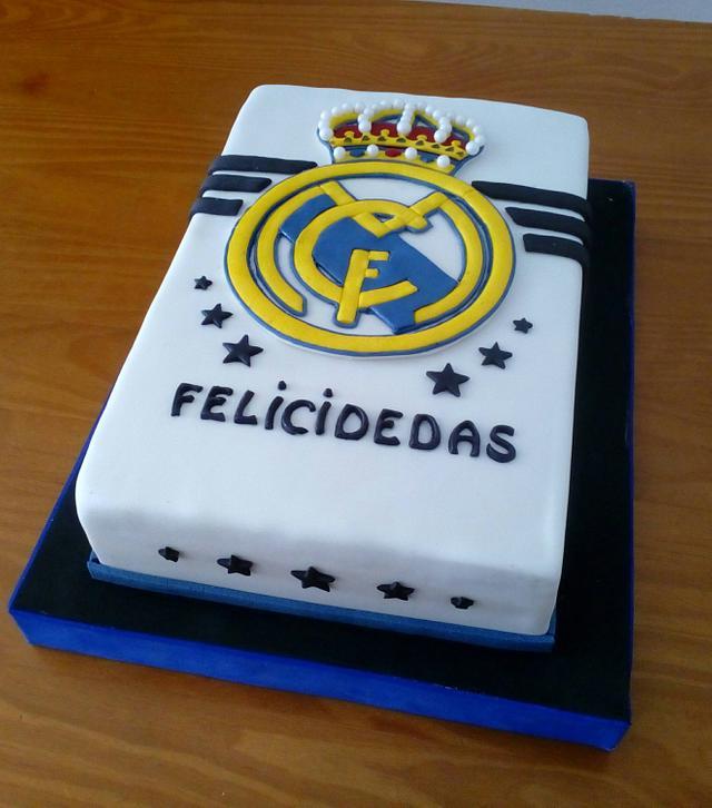 REAL MADRID CAKE 1
