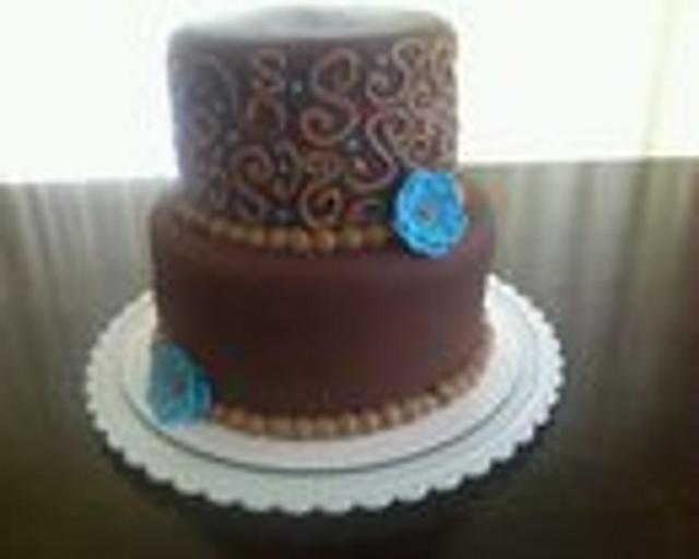 Mommy's Birthday Cake