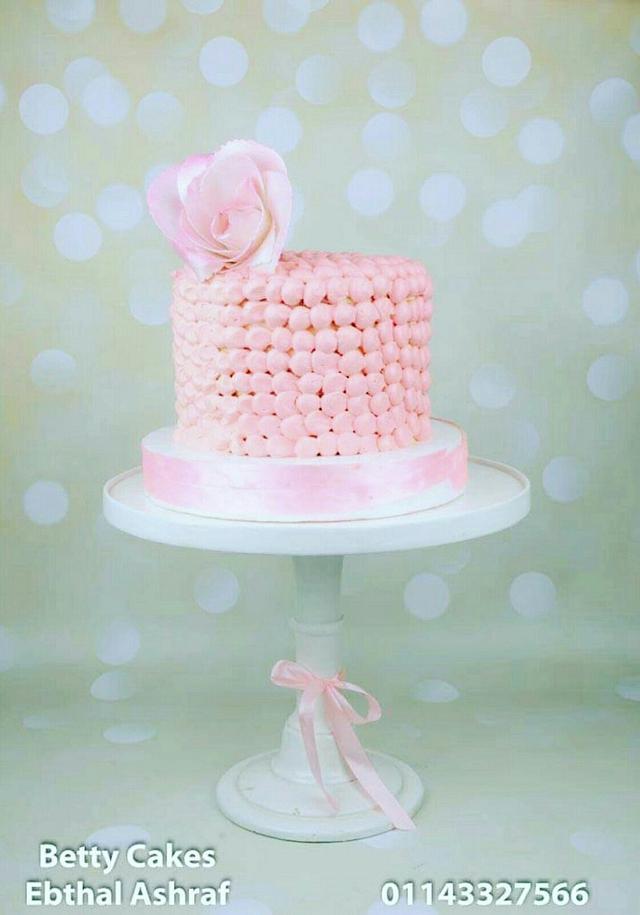 Awesome No Fondant Cake Cake By Bettycakesebthal Cakesdecor Birthday Cards Printable Opercafe Filternl
