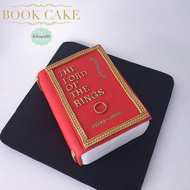 Torta Libro - Book Cake