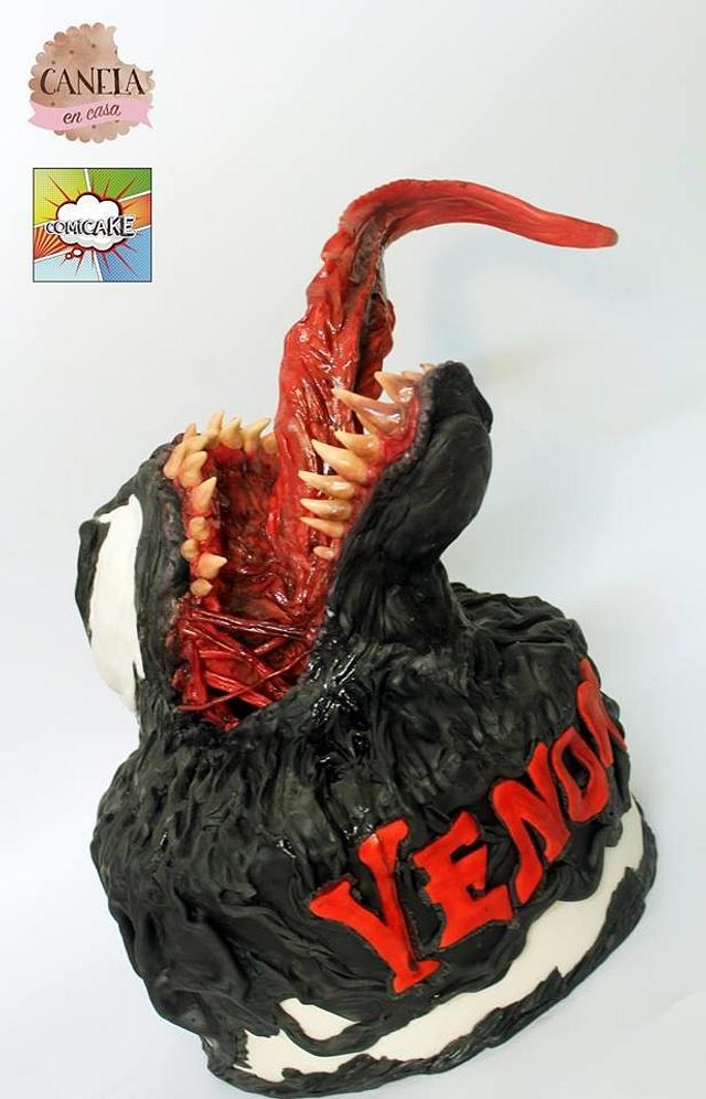 Venom - Comicake2015