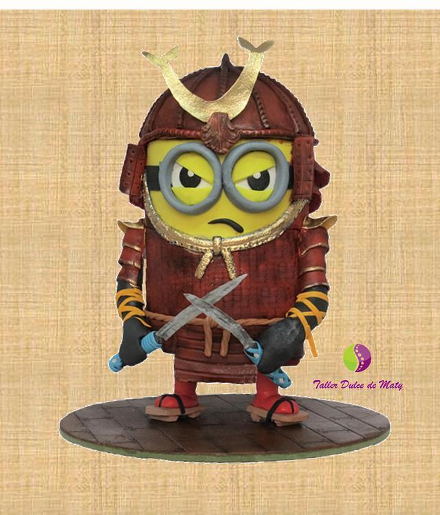 Samurai Warrior Minion