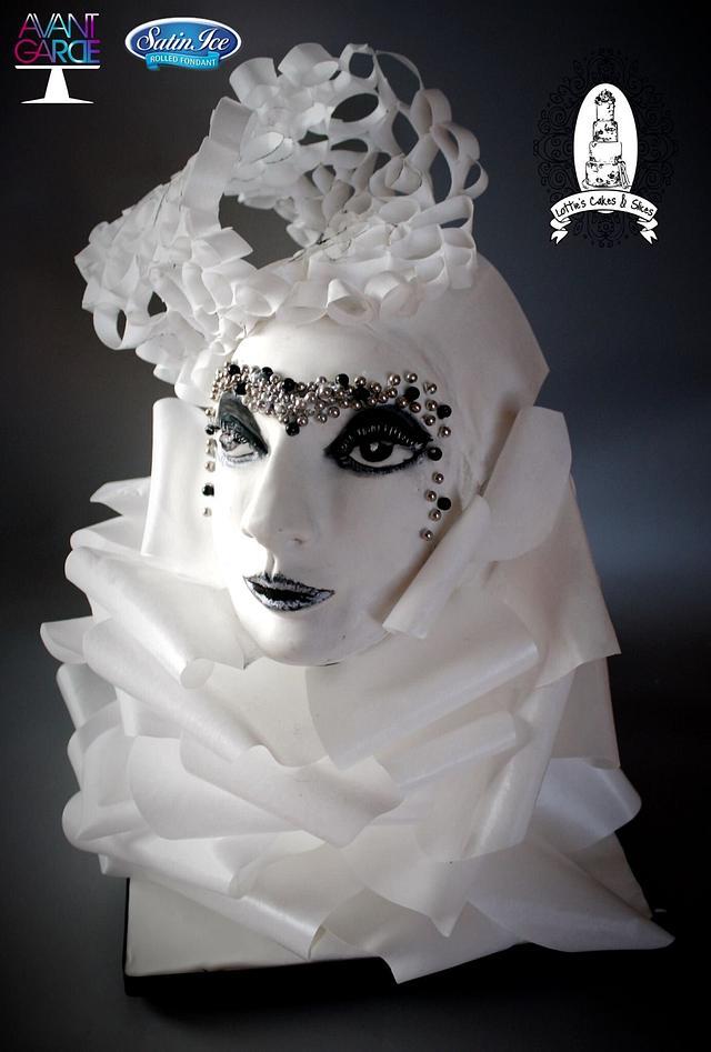 White Lady  Avant -Garde Collaboration