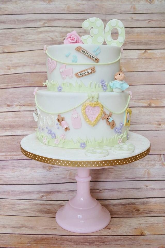 Diamond wedding/30th Birthday