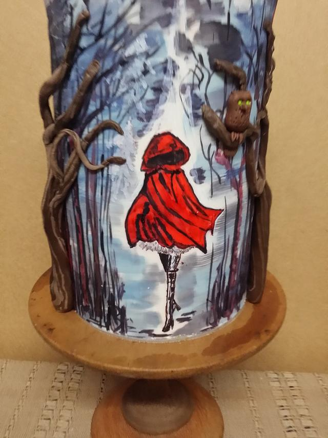 Grimms Fairy tales..Little Red