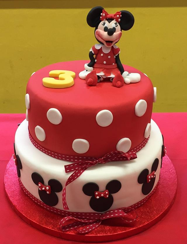 Mickey mouse and Minnie party