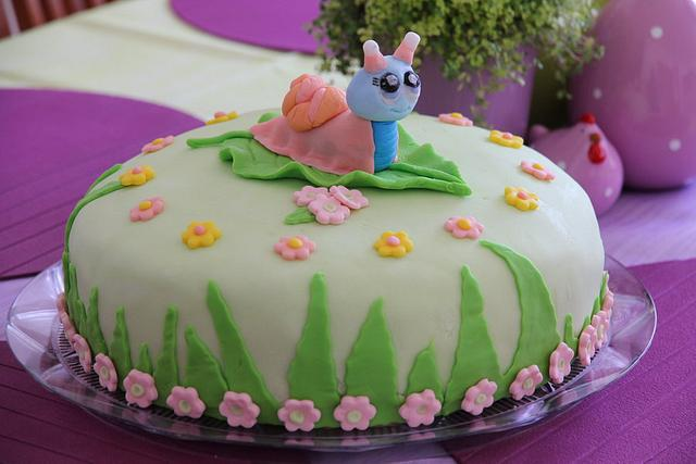 Stupendous Littlest Pet Shop My Daughters 7Th Birthday Cake By Cakesdecor Funny Birthday Cards Online Alyptdamsfinfo