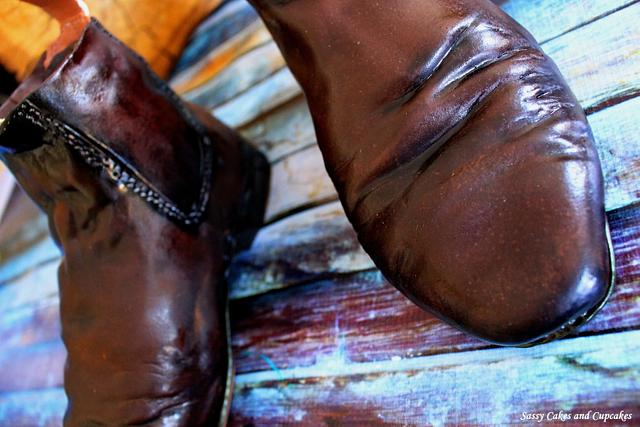 Aussies Take the Cake Collaboration - RM Williams Boots