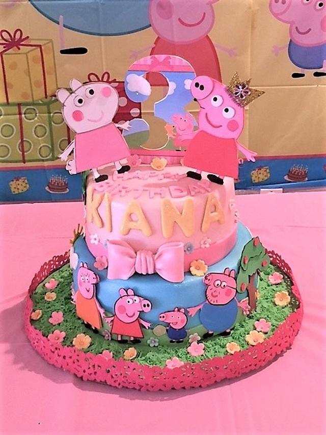 Granddaughter's Birthday Cake