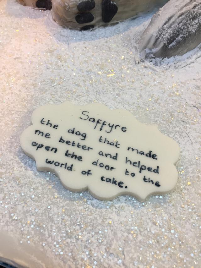 My Saffyre