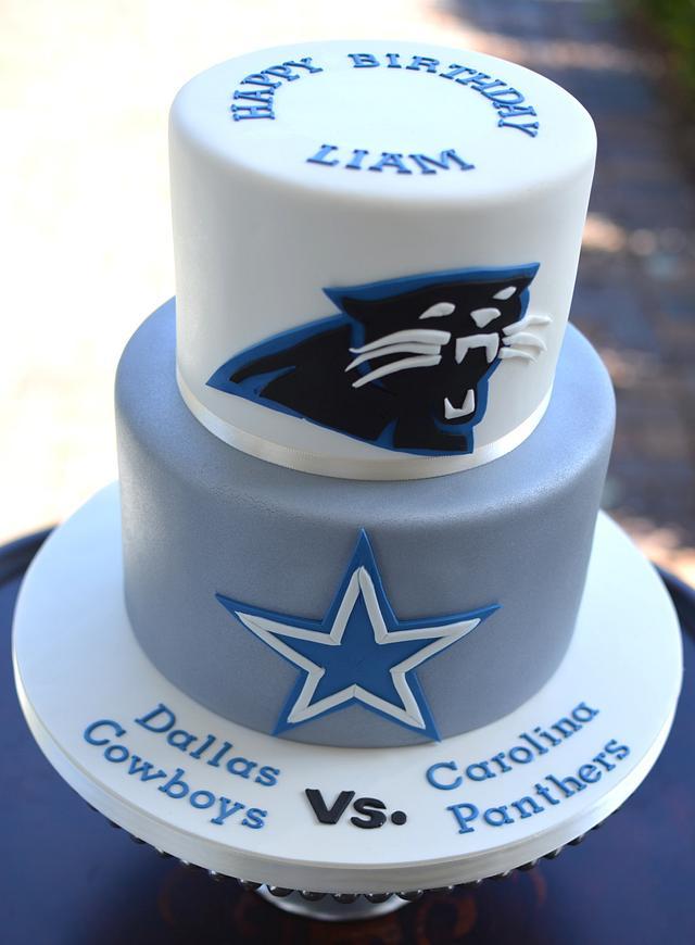 Game Day Cake