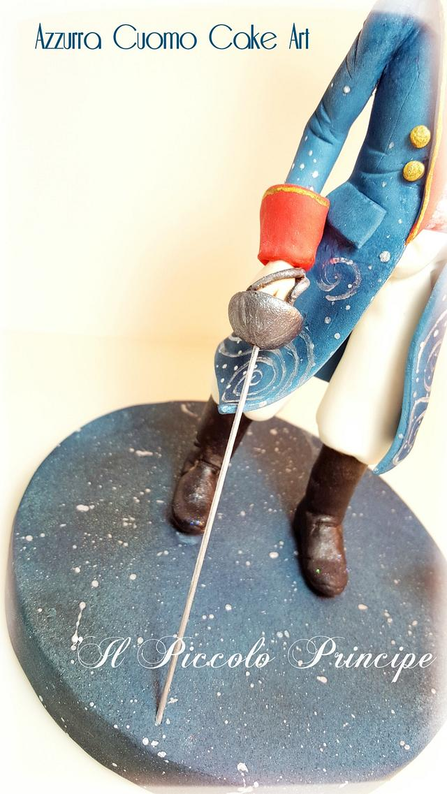 """""""The Little  Prince """"cake topper♡"""