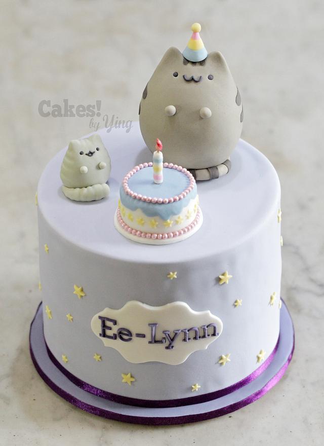 Pusheen's birthday!