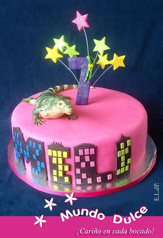Mr Kipling Cake