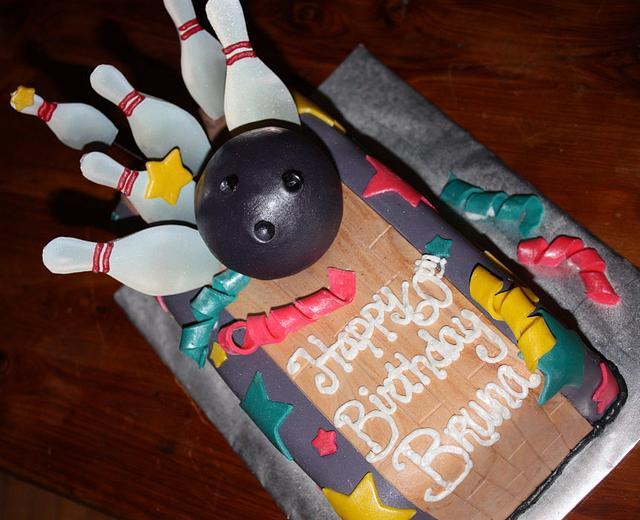 Bruna's Bowling