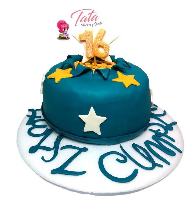 Torta Estrellas