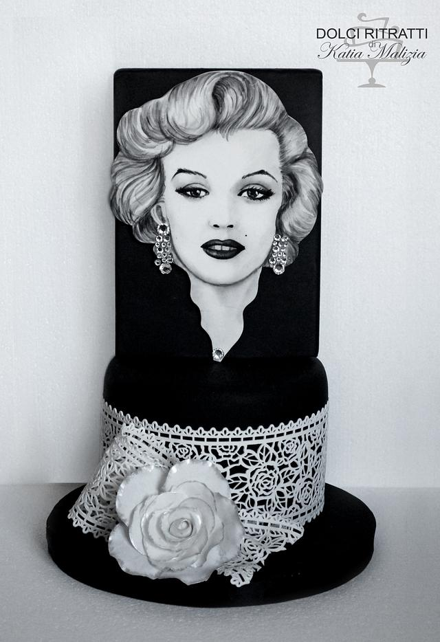 Lady MM (Marilyn Monroe)
