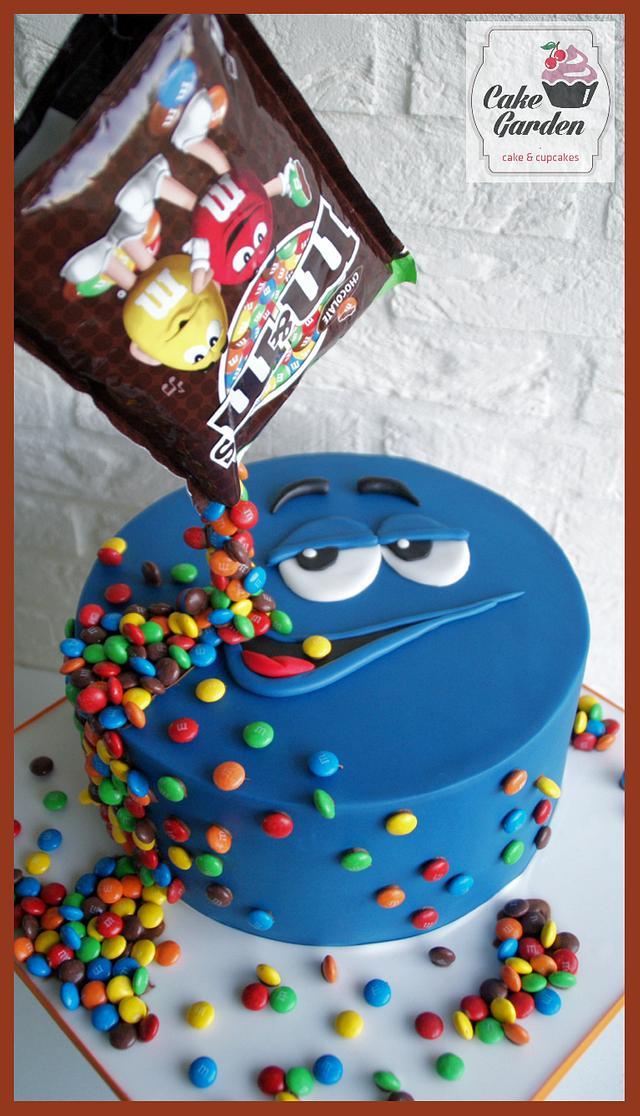 Fantastic Mm Cake Cake By Cake Garden Houten Cakesdecor Funny Birthday Cards Online Hendilapandamsfinfo