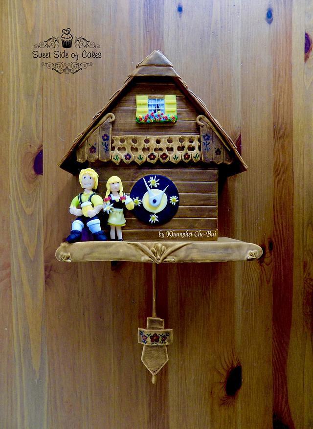 Cuckoo Clock - Welcome to Otkoberfest 2106