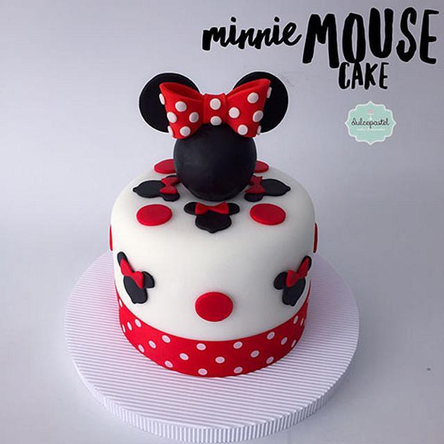 Torta Minnie en Envigado